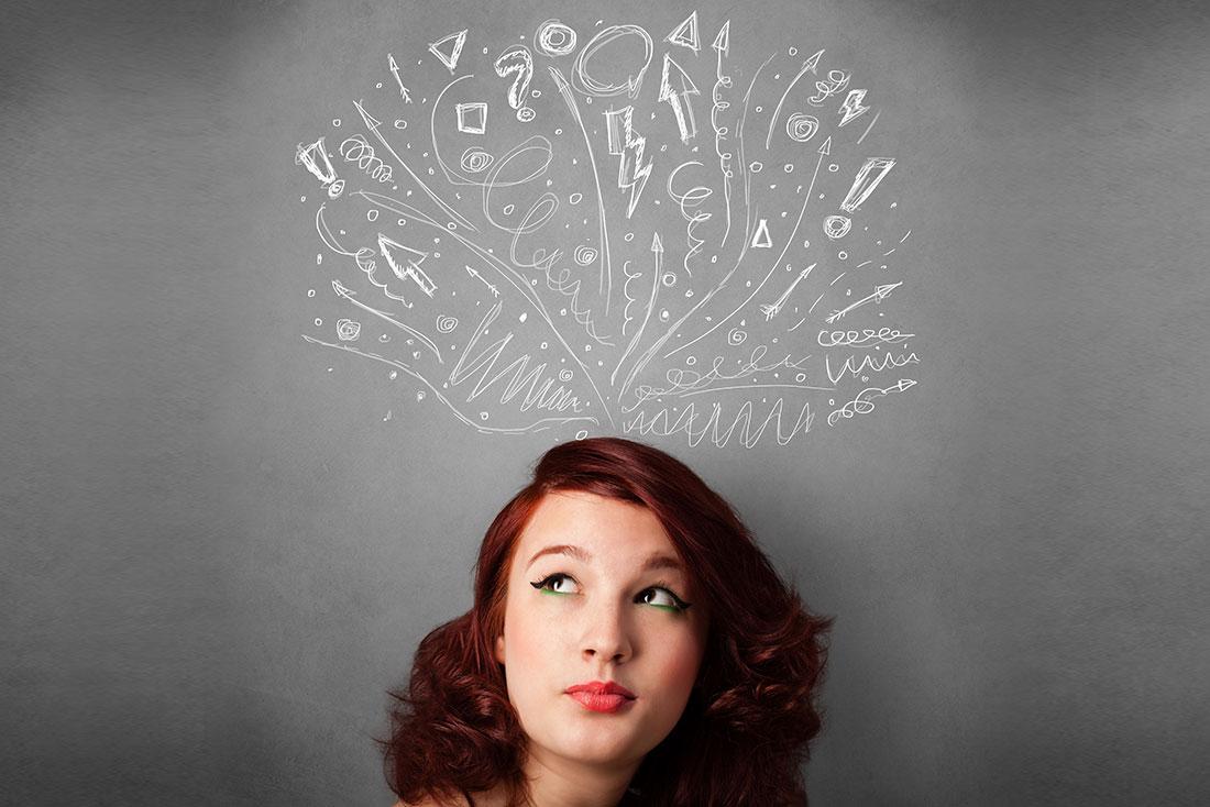 El cerebro y la regla